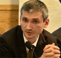 Роман Куйбіда, заступник голови правління Центру політико-правових реформ